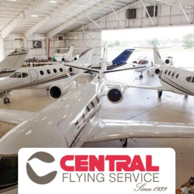 Central Flying Service Customer Tile Cloud M