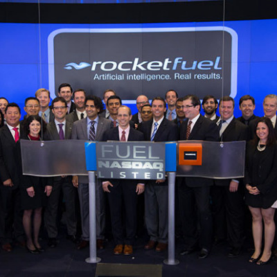 Rocket Fuel AI Customer Tile Cloud M