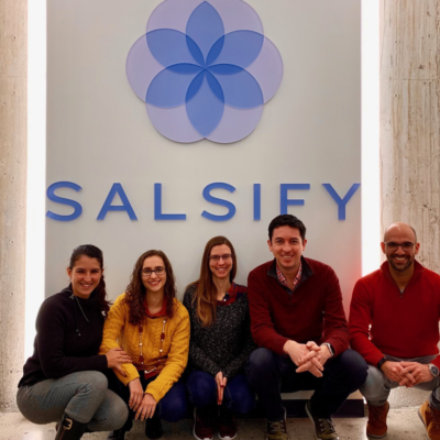 Salsify Customer Tile Cloud M