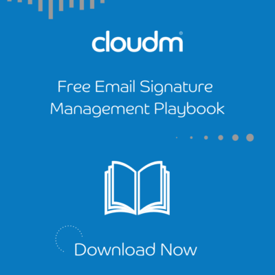 ESM Email Signature Playbook Resources Tile
