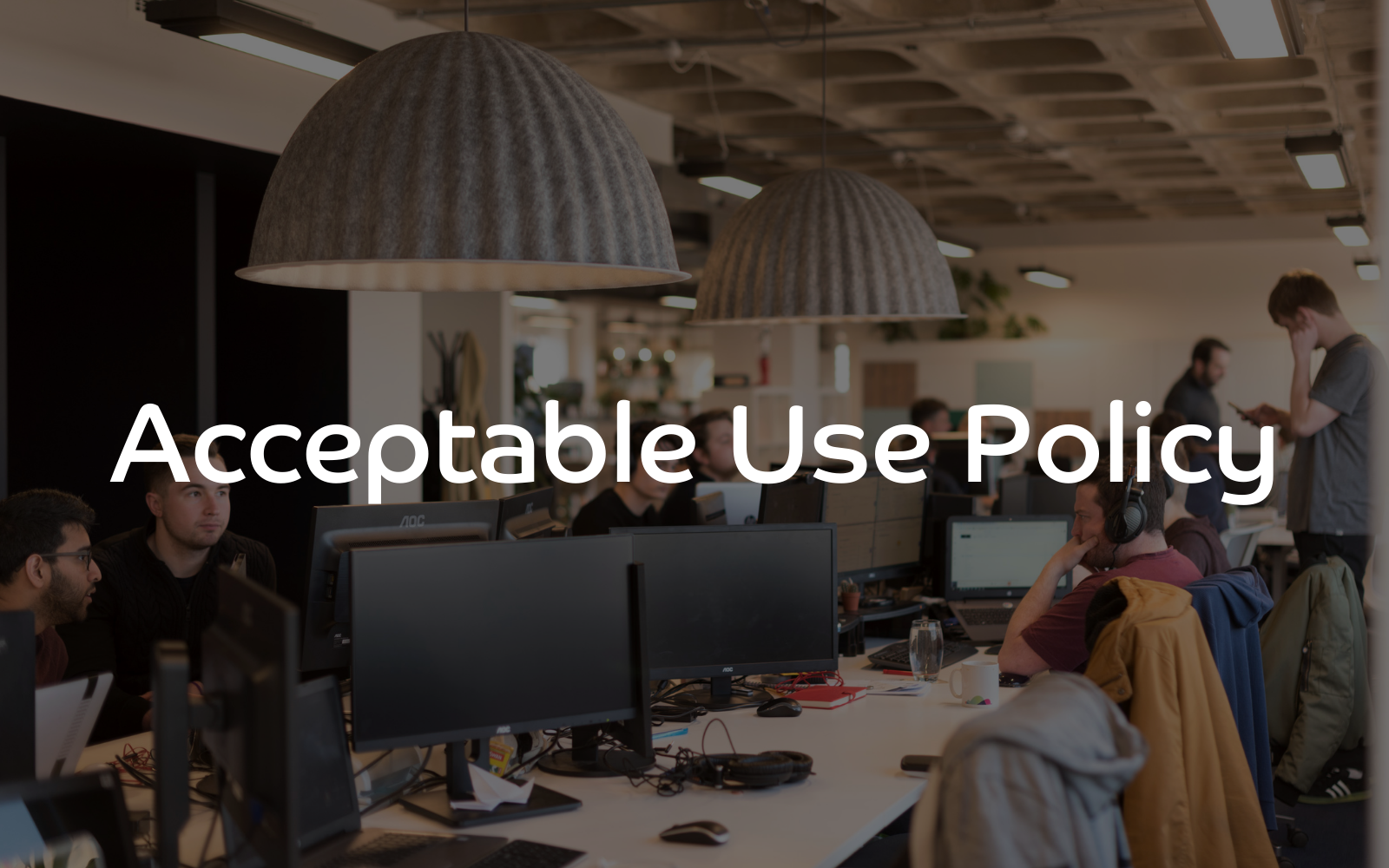 CloudM Acceptable Use Policy