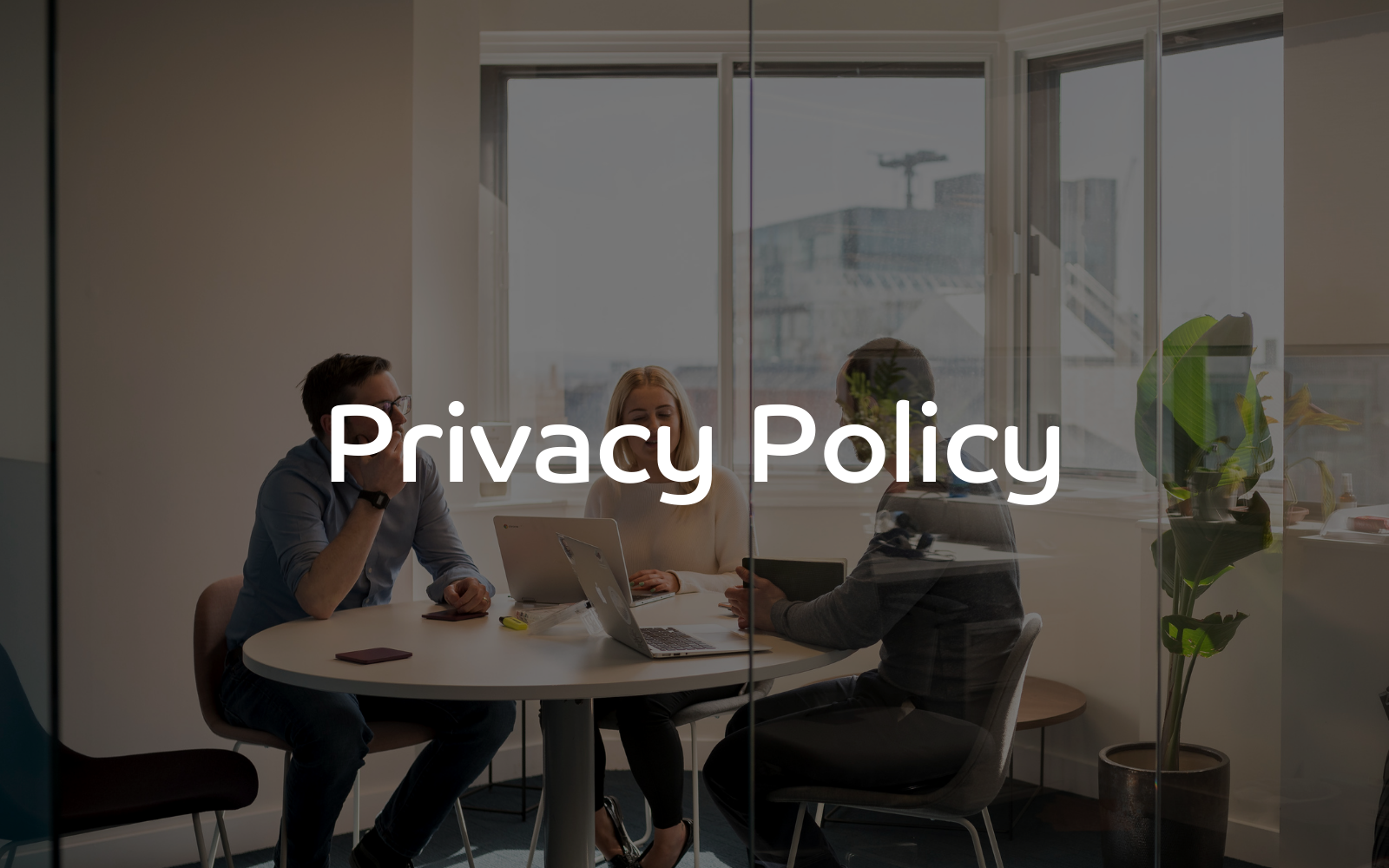 CloudM Privacy Policy