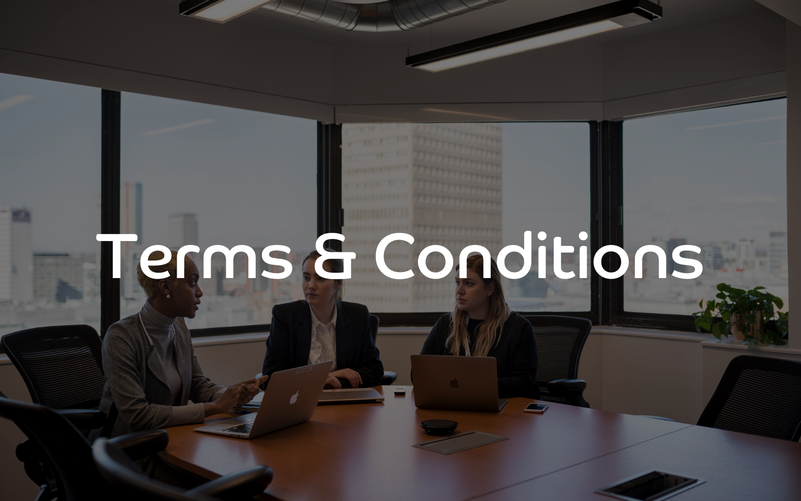 CloudM Terms and Conditions