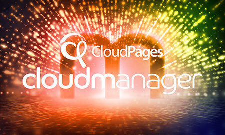 CloudPages is now CloudManager