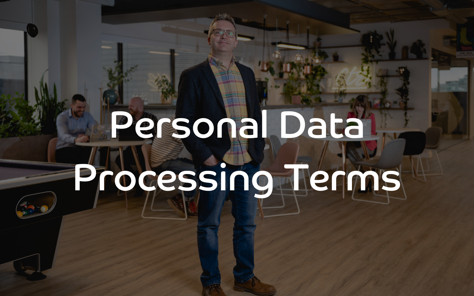 CloudM Personal Data Processing Terms