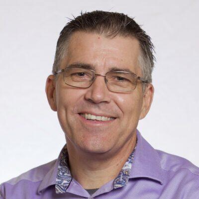 PJ Voysey, VP of Collaboration Pythian