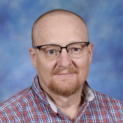 Mike Pritchard, I.T. Director Stem School Highland Ranch