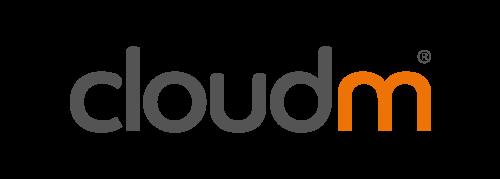 Cloudm logo website