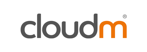 Cloudm logo website